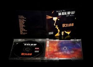 DJ 108 «Back To Da Real Hip-Hop of 90's», 2004 (KDK)